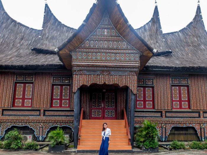 Công viên thu nhỏ ở Indonesia