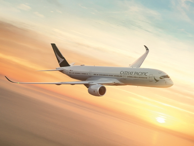6% Off on Fares in Cathay Pacific with OCBC Card