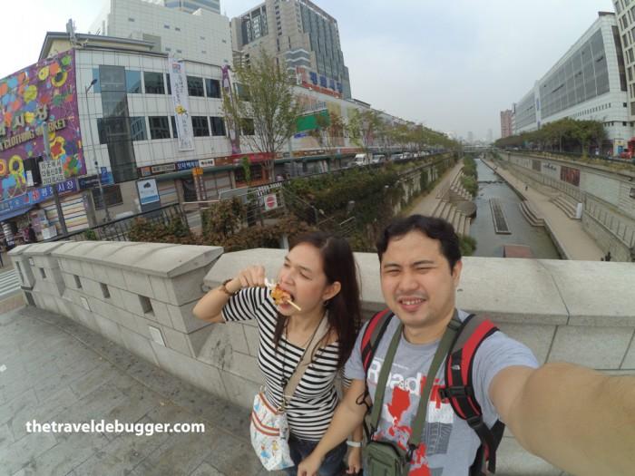 south korea 6 days itinerary
