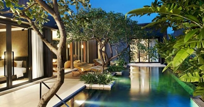 SAVE 20% ON PRIVATE POOL VILLAS & RETREATS
