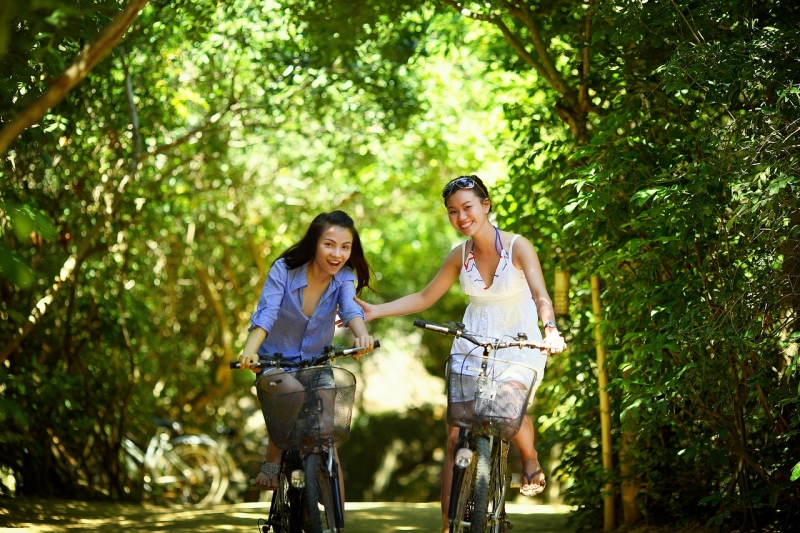 green tourism in thailand