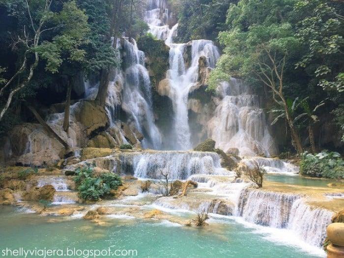 laos budget solo trip