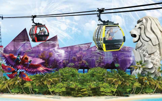 Enjoy up to 20% Off Admission Tickets to One Faber Group Attractions with Maybank