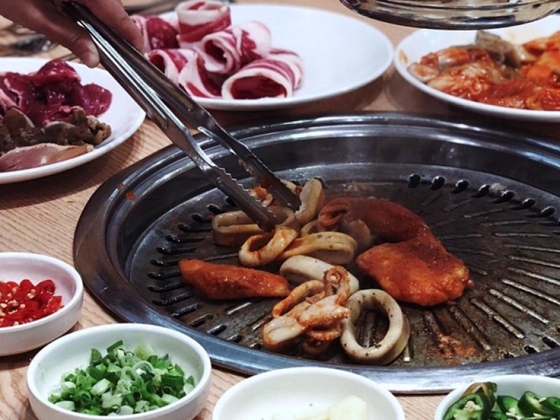 Halal Hanssik Korean BBQ Buffet