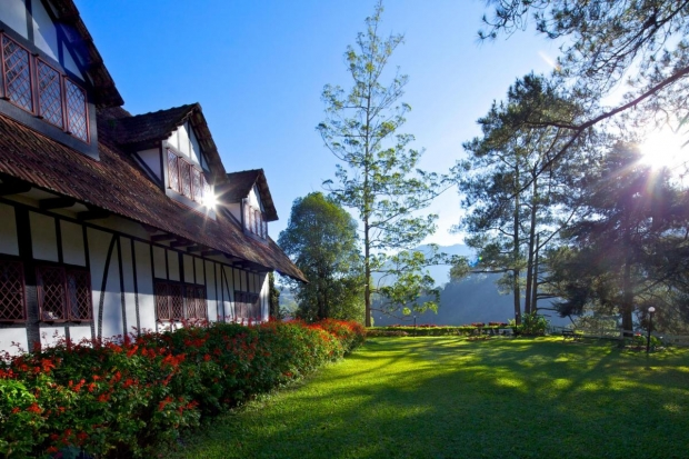 5% off Best Available Rates at The Lakehouse Cameron Highlands with OCBC Card