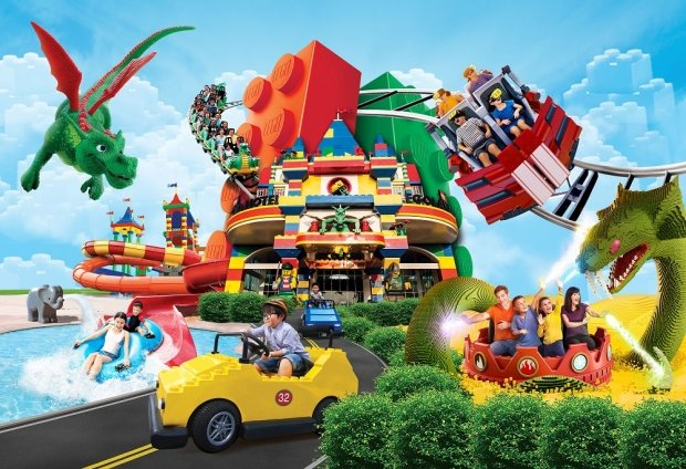 Themed Room Package at RM950 in Legoland Malaysia with Maybank