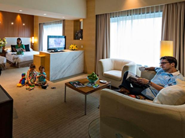 Family Retreat at PARKROYAL Kuala Lumpur