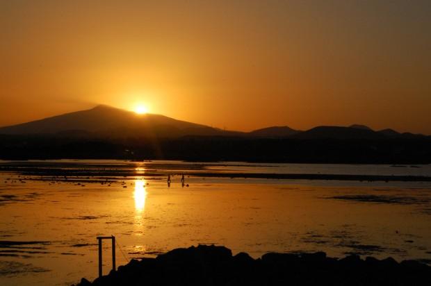 Seongsan Ilchulbong (Sunrise) Peak