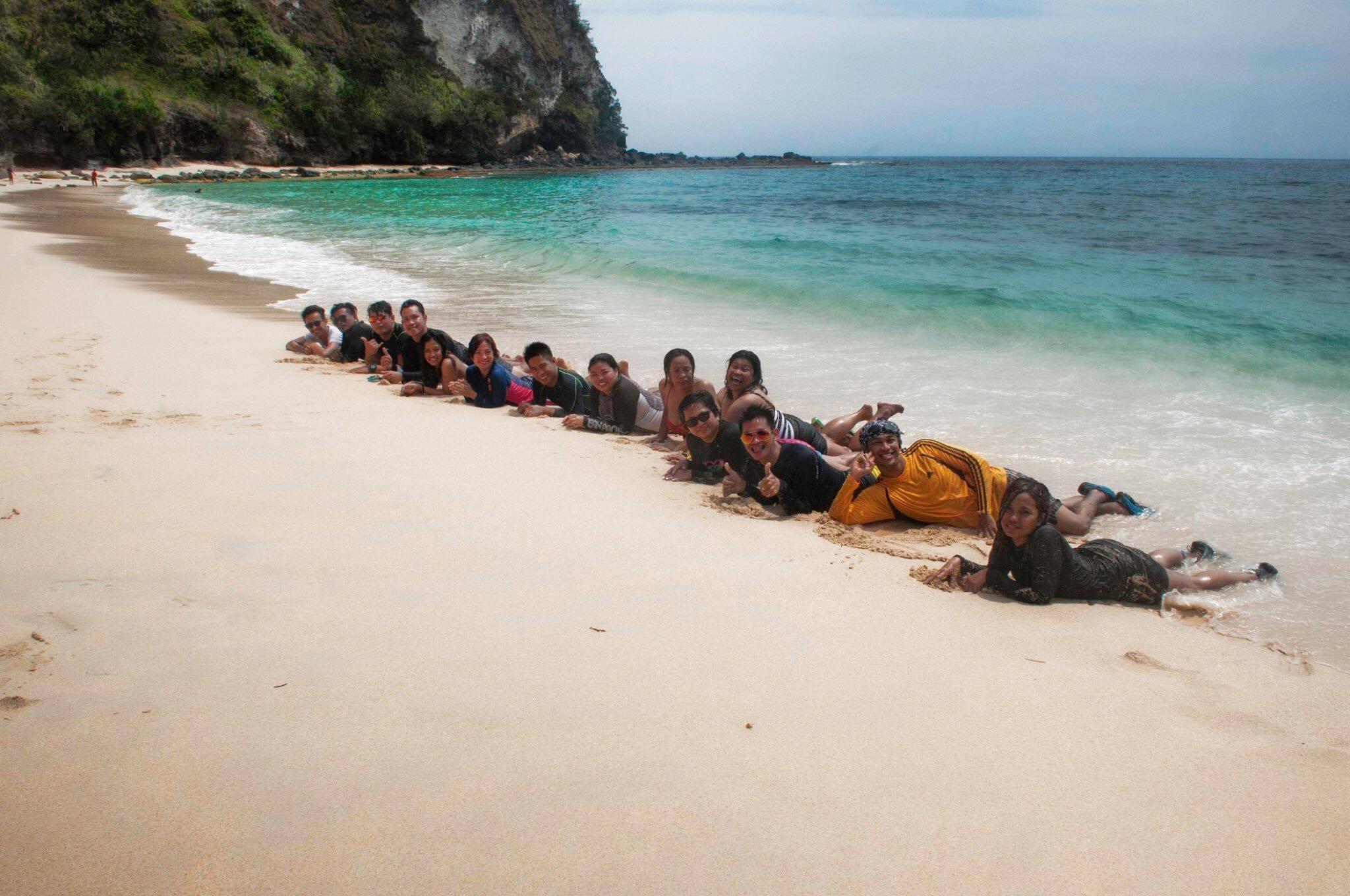 Sibang Cove, Calayan Island, Cagayan