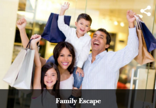 Family Escape Deal from Concorde Hotel Singapore