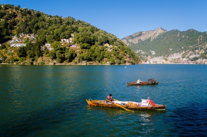 lake cities in india