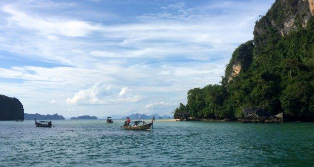 krabi island-hopping