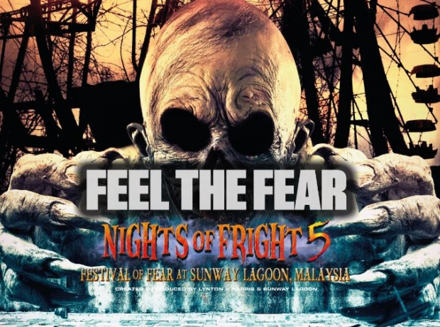 WIN Exclusive VIP Invites to the Launch of Nights of Fright 5 in Sunway Lagoon
