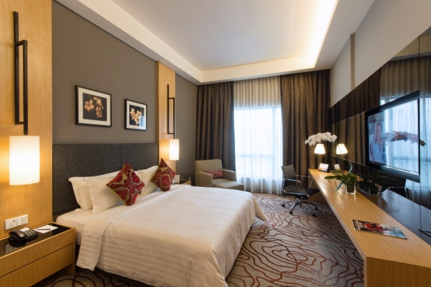 Early Birds Room Only Special in Impiana Hotel Senai