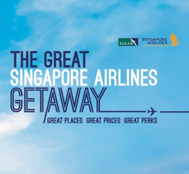 Book your Flight with OCBC Card in Singapore Air and SilkAir