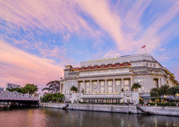 Advance Purchase Deal in The Fullerton Hotel Singapore
