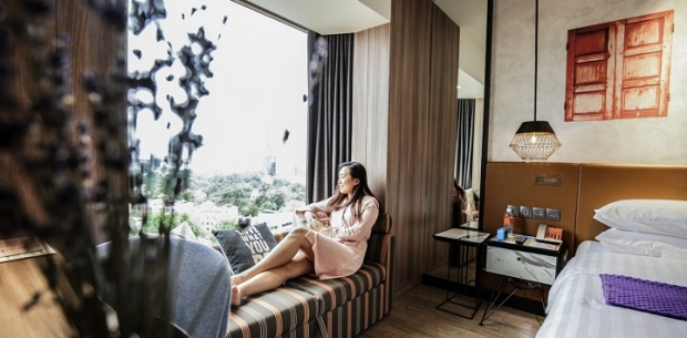Lavender Spa Staycation at Hotel Jen Tanglin Singapore