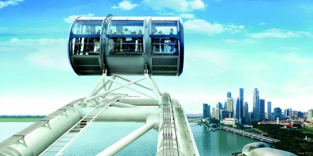 Up to 15% Savings at Singapore Flyer with PAssion Card