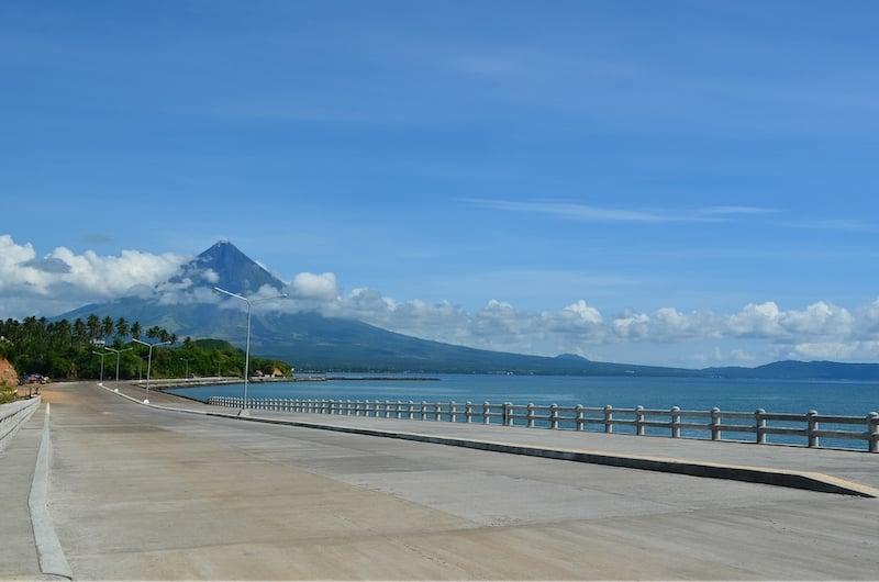 Albay tourist spot