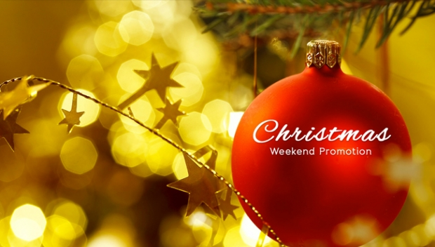 Christmas Weekend Promotion in Hotel Equatorial Melaka