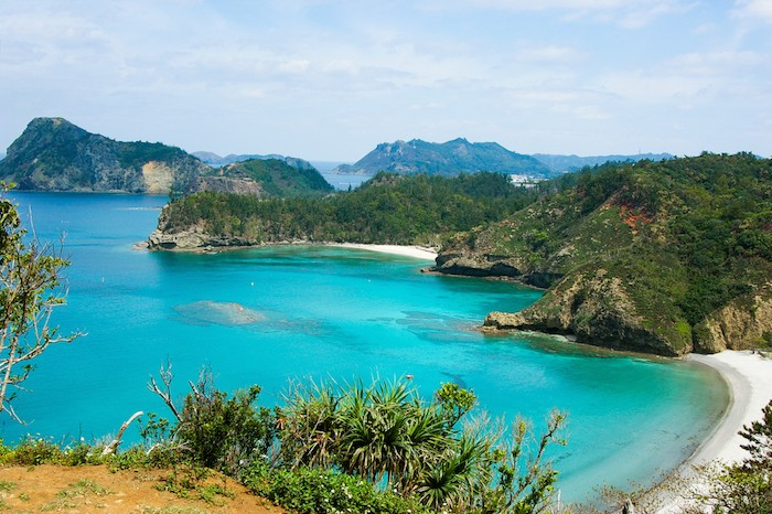 scenic national park japan