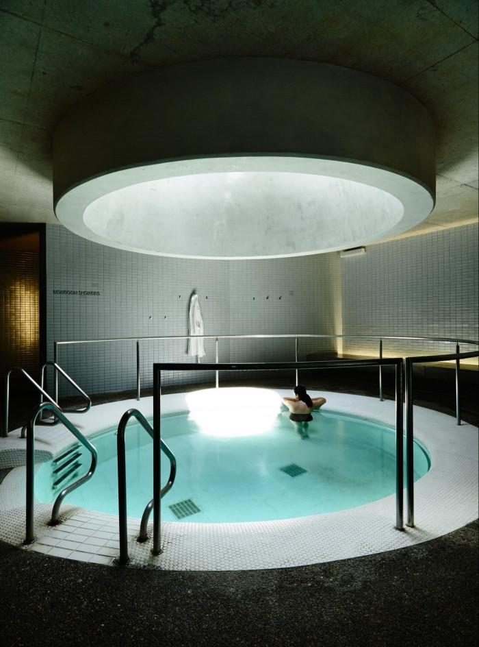 daylesford spa