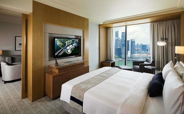 A Suite Deal at 15% Off in Marina Bay Sands
