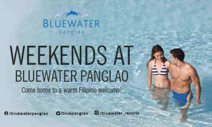Weekends at Bluewater Panglao