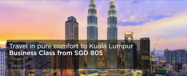 Travel in Style to Kuala Lumpur with Malaysia Airlines