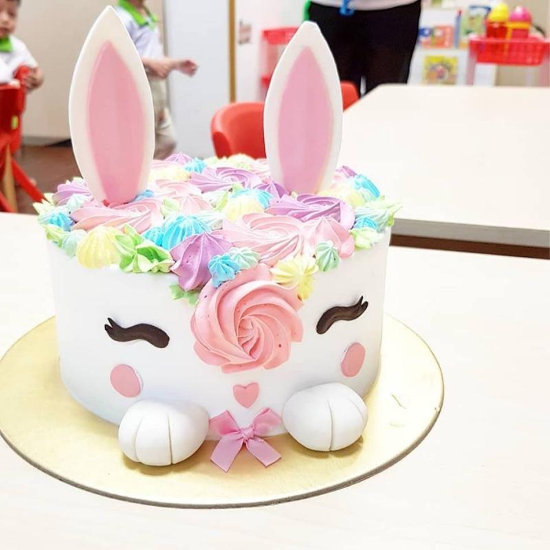Delcie's Desserts & Cakes halal cake shop Singapore