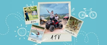 ATV Mountain Track