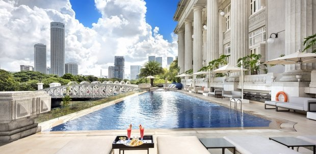 Mother's Day Package in The Fullerton Hotel Singapore for the Month of May