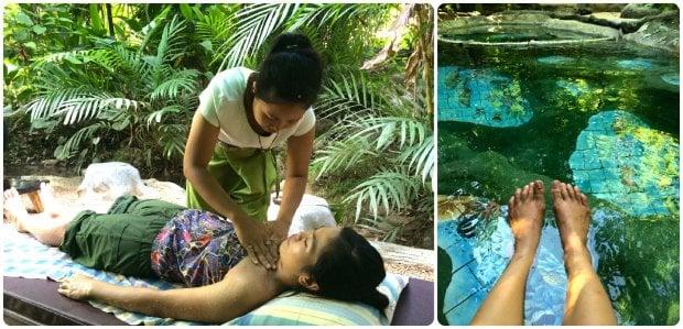 krabi wareerak hot spring