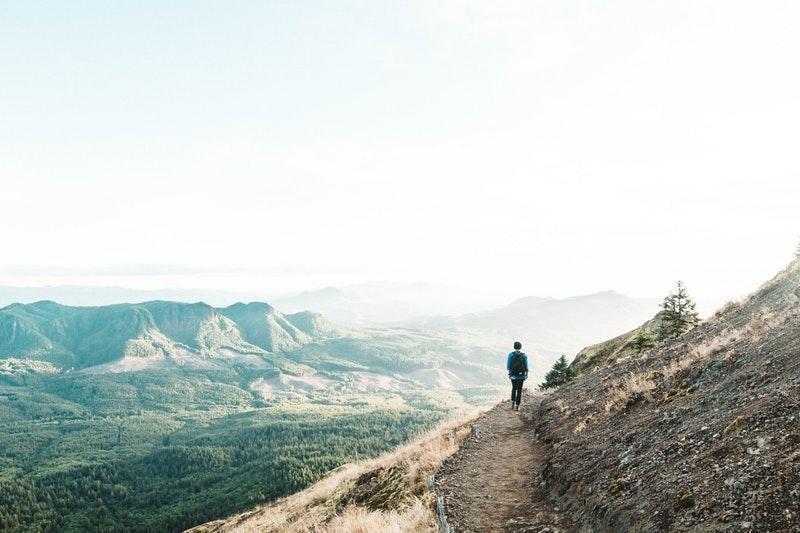 climbing mountain year-starter activity