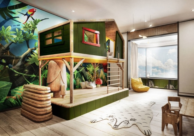Family Fun Moments in Shangri-La Hotel Singapore from SGD420