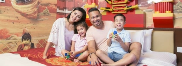 New Year Promotion - 15% Off Stay at Legoland Malaysia Hotel