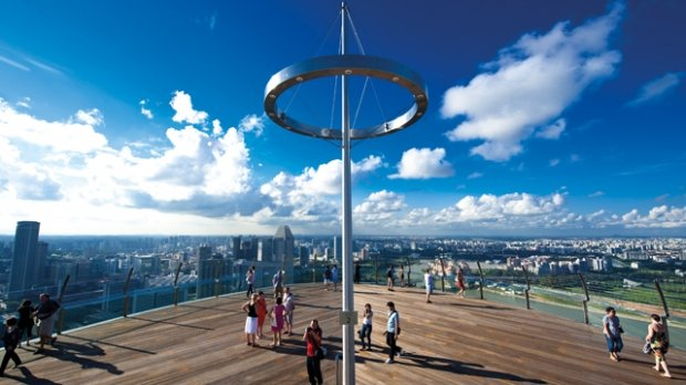 $3 OFF Tickets for SkyPark Observation Deck with NTUC Card