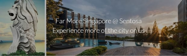 Experience More of the City at 2 Newly Opened Hotels on Sentosa with Far East Hospitality