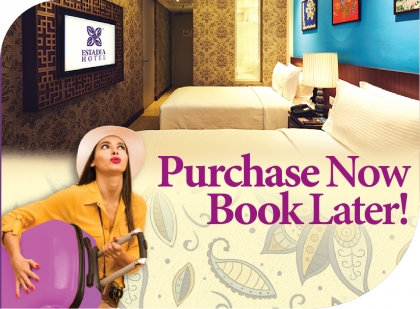 Purchase Now, Book Later