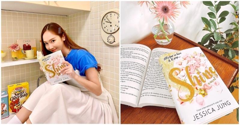 Jessica Jung Novel