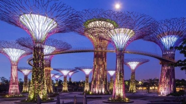 Singapore Residence's Exclusive with 10% Off Admission Rates in Gardens by the Bay