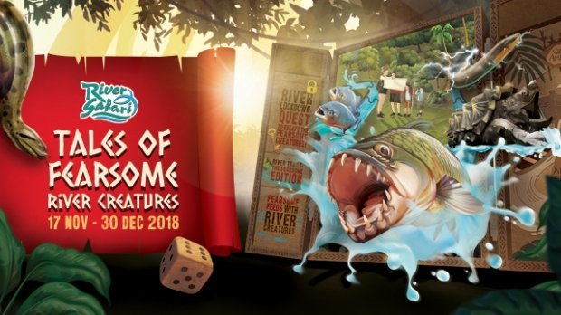 Enjoy 30%* OFF Prevailing Single Park Admission Ticket Prices with NTUC Card