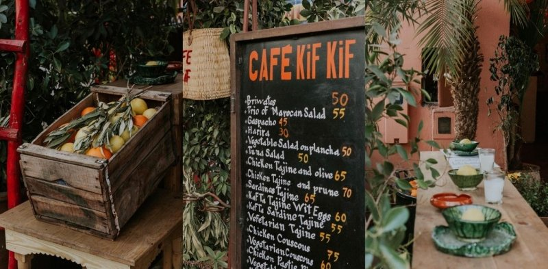 cafe kif kif marrakech