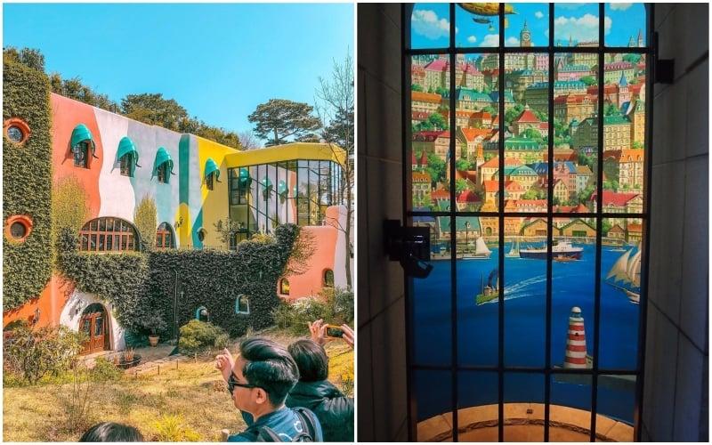tokyo museums: ghibli
