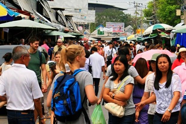 3 ngày ở Bangkok