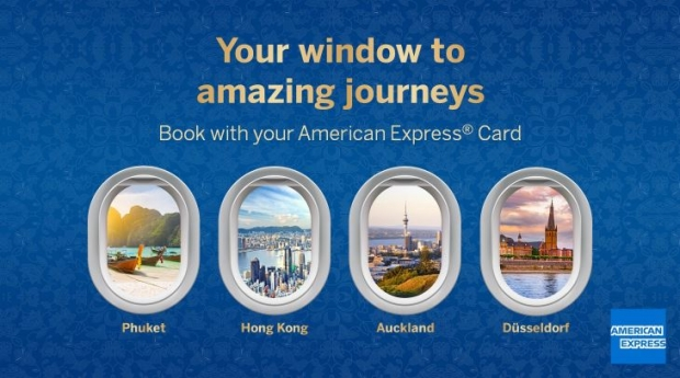 Special All-in Return Fares in Singapore Airlines with American Express Card