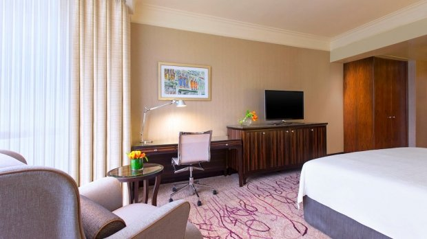 Festive Retreat Package in Sheraton Towers Singapore from SGD 220