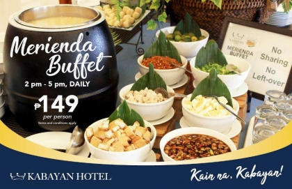Merienda Buffet