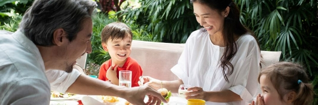Family Fun Stay at Shangri-La Hotel, Singapore