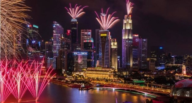 Celebrate National Day at The Fullerton Bay Hotel Singapore